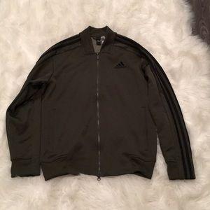 Men's adidas bomber track jacket nwot